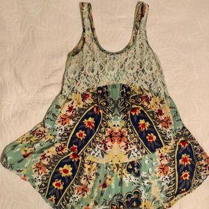 Angie Dresses - Flowy Summer dress